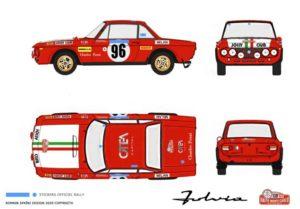 23ème rallye « Monte-Carlo historique »