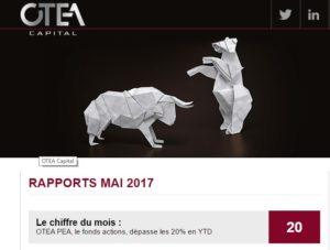 Rapports MAI 2017