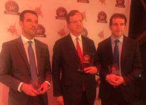 Troisième prix dans la catégorie Diversifiés Européens pour OTEA Capital