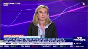 Sandrine CAUVIN sur BFM Patrimoine: la mutation opérée dans le secteur du bâtiment