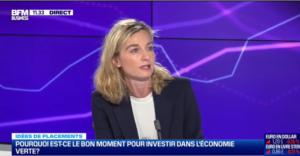 Interview de Sandrine CAUVIN sur BFM Business